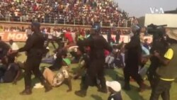 Mourners Line Up At Rufaro Stadium for Final Respects to Former Zimbabwe Leader