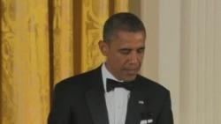 以色列總統佩雷斯推動美以關係獲頒美國自由勳章