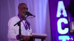 """Maalim Seif : """"Tutalinda maamuzi ya wananchi wa Zanzibar"""