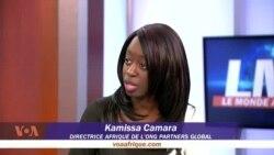 Invitée de la diaspora Kamissa Camara
