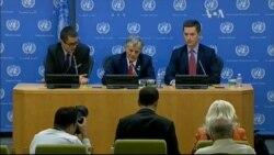 Силове повернення Криму обернеться знищенням кримських татар - Джемілєв в ООН. Відео