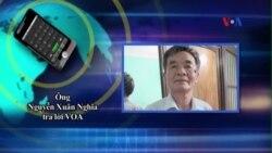 Nhà văn Nguyễn Xuân Nghĩa được trao giải Tự Do Ngôn Luận 2014