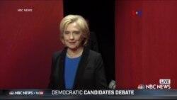 Debate demócrata sube de tono