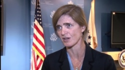 U.S. Ambassador Samantha Power on Burundi