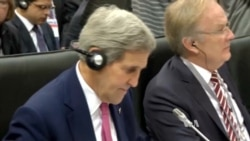 Kerry Meets Russian Counterpart Amid NATO, Turkey Tensions