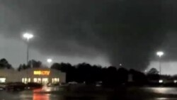 Tornados dejan 10 heridos