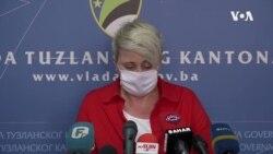 Tuzlanski kanton: 17 novih slučajeva COVID-19 zabrinulo ministricu zdravstva