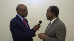Somali President Talks of Contributions of Diaspora