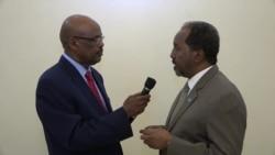 Somali President Talks of Contributions of Diaspora