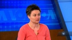 Про стан справ в Україні щодо ЛГБТ-спільноти і американський досвід, громадська активістка Анна Шаригіна. Відео