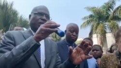 Fayulu asengi boycott ya Parlement mpe alobi ba manifestations ebandi
