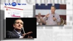 Ông Cruz và ông Kasich hợp lực chống ông Trump (VOA60)