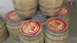 La guerra comercial internacional amenaza la venta del bourbon americano