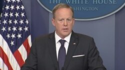 Spicer Talks about Trump, Merkel Relationship