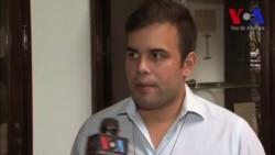 Hijo de Manuel Rosales denuncia violación de DD.HH.