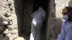کرونا وایروس: په کابل کې ۲۰۰ معتادین راټول او بستر کړل شول
