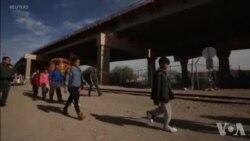 Centros de detenção na cidade fronteriça de El Paso lotados de imigrantes centro-americanos