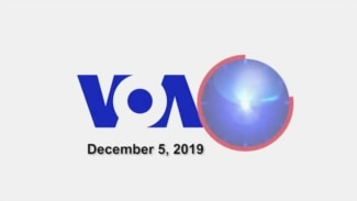VOA60 World 5-Dec-2019
