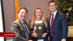 Giải thưởng lãnh đạo mang tên giáo sư người Mỹ gốc Việt