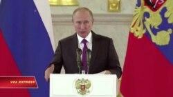 Nga hoan nghênh thắng lợi của ông Trump