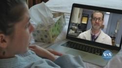 Українці у США – про свій досвід телемедицини. Відео