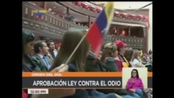 Venezuela Hate Law