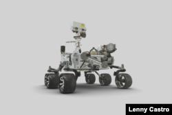 Imagen del Perseverance Mars 2020. [Creditos: NASA/JPL-Caltech]