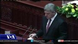 Fjalimi i fundvitit nga presidenti maqedonas