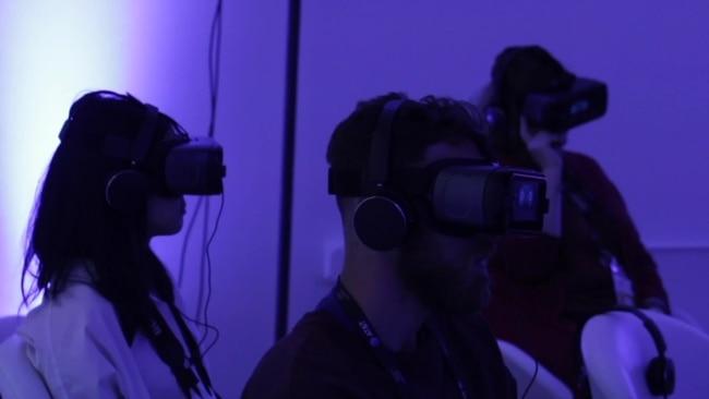 虚拟现实电影为下一代历史课堂做准备