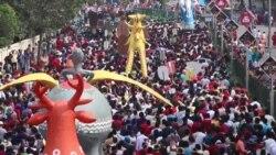 মঙ্গল আলোকে উদ্ভাসিত হউক প্রতিটি বাঙ্গালীর জীবন, শুভ নববর্ষ