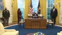 Transformation At Pentagon As Biden Makes Sweeping Changes