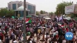 Imyiyerekano muri Sudani Irakomeje