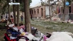 Azerbaycan'ın Gence Kentine Saldırı