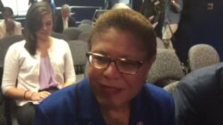 Rep. Karen Bass on Why it's Important to Remember the Chibok Girls