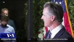 Guvernatori i Kalifornisë, Gavin Newsom, mbetet në detyrë
