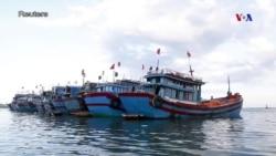 Trung Quốc không cho tàu cá Việt tránh bão ở Hoàng Sa