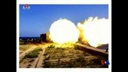 2014-07-09 美國之音視頻新聞: 北韓再度試射彈導導彈
