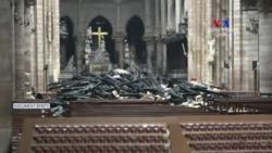 Փարիզի Աստվածամոր տաճարը կվերականգնվի