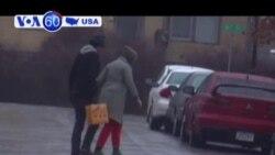 Thời tiết lạnh khiến vài người thiệt mạng tại miền đông Mỹ