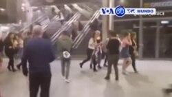 Manchetes Mundo 23 Maio 2017: Tragédia de Manchester