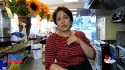 Markaziy osiyoliklar Koloradoda. 6-qism. Tajik restaurant owner in Denver