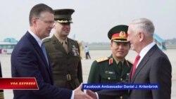 Việt Nam tin tưởng Mỹ sẽ kiềm chế Trung Quốc?