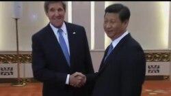 2013-04-13 美國之音視頻新聞: 克里訪問中國主談朝鮮半島局勢