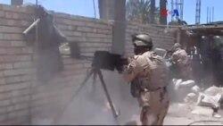 Amerikalı Askeri Danışmanlar Irak'a Sevkediliyor