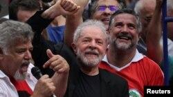 Lula da Silva (Foto de Arquivo)