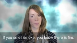 English in a Minute: Where There's Smoke There's Fire