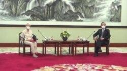 白宫要义: 白宫:美中天津会谈未谈拜习会