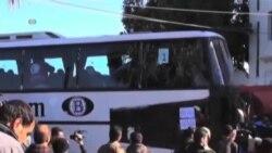 敘利亞難民撤出霍姆斯