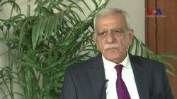 Ahmet Türk: 'Cumhurbaşkanını Sevenler Bile Hayır Demeli'