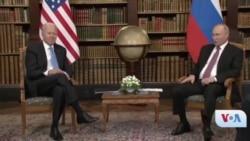 Ameriki Ni Rusilaw: Biden Ni Putin Ka Nyonye